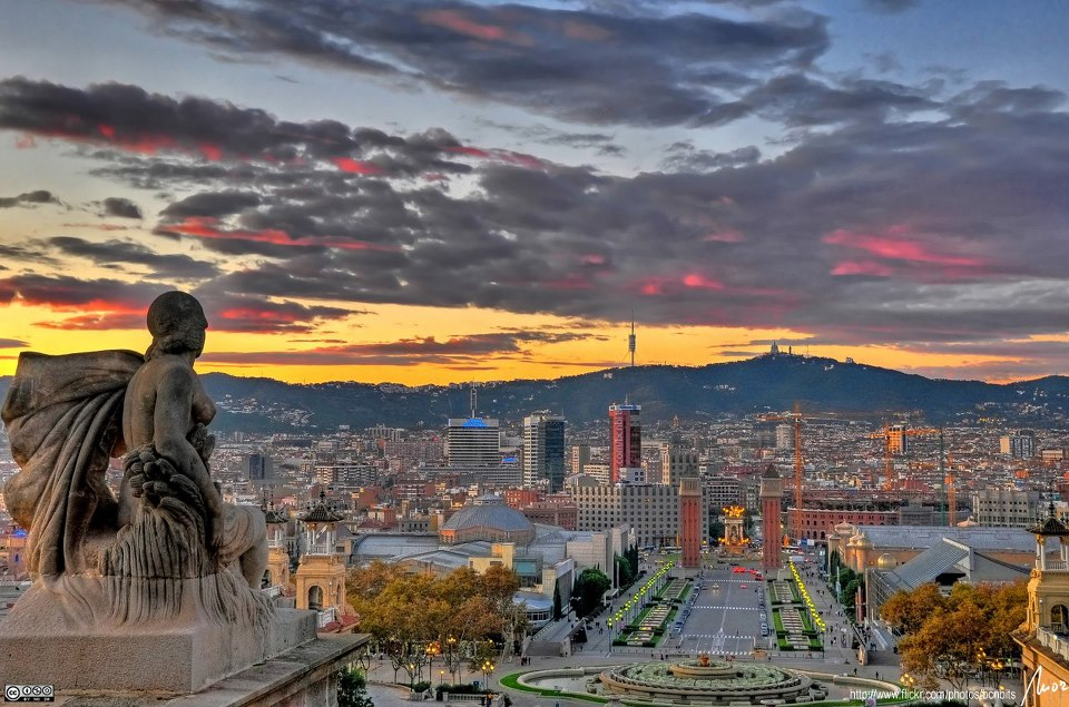 BarcelonaPanoramic